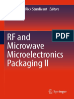 RF and Microwave Microelectronics Packaging II by Ken Kuang and Rick Sturdivant