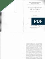 AIMÉ FOREST (INTRO + CAP 1-4) LA STRUCTURE MÉTAPHYSIQUE DU CONCRET SELON SAINT THOAMSA D'AQUIN