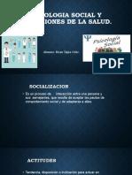 Psicologia social y Profesiones de la salud