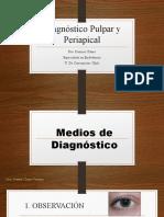 Patología Pulpar Clínica