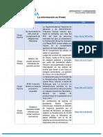 La Información es Poder - JUEVES (12-03-20)
