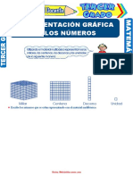 Representación-Gráfica-de-los-Números-para-Tercer-Grado-de-Primaria