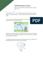 SEMINARIO PARA EXAMEN T2- CÁLCULO 1