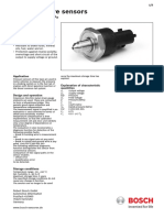 Bosch AA Sensors - Finjector