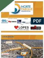 NORTE PARQUE - PDG/CHL - (21) 7900-8000