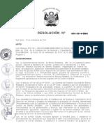 DIR. 007-2014-SBN PROCED. CAPACITACION CERTIFC. PROFs. TECs. PATIMONIO