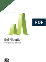 GE Healtchare Gel Filtration, Principles and Methods