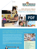 PED Reentry Guidance