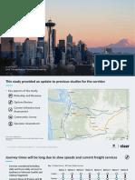 East-West Passenger Rail Study Presentation