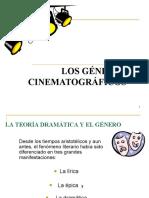 Géneros cinematográficos-EXPO CLASE