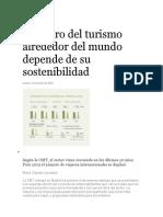 LA REPUBLICA - FUTURO DEL TURISMO GLOBAL