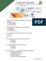 EVAL2_2PERIODO_MATEM_9º Funciones