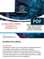 Exposicion termodinamica - BATERIAS