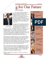 Fall '10 Newsletter