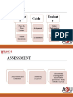 AF Roles and Assessment