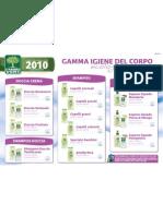Gamma Igiene Del Corpo