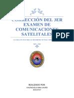 corrección del 3er examen de comunicaciones satelitales
