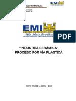 INDUSTRIA CERAMICA - PROCESO VIA PLASTICA.docx