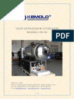Kemolo Liofilizador FD-50 conductivo.pdf