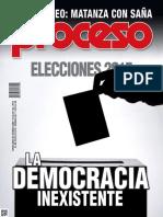 Revista Proceso numero 2013