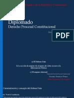 Derecho Procesal Constitucional 5ta semana