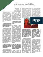 Entrevista a Luis Sotillos