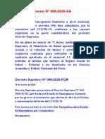 20-DECRETO DE EMERGENCIA