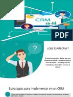 Presentación CRM-