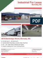 Bainbridge 3676 Dtz Industrial for Lease 1291831035