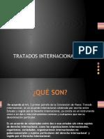TRATADOS INTERNACIONALES exposicion
