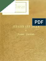Abraham Geiger - Judaism and Islam.pdf