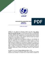 CURSO DE UNICEF