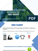 SISTEMA DE GESTIÓN AMBIENTAL 14001