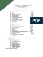Fisa de Aplicatii Indic Ec. Fin. Nr. 2