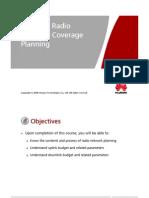 03 WCDMA Radio Network Coverage Planning
