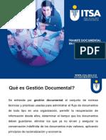 INTRODUCCION AL CURSO DE GESTION DOCUMENTAL