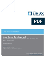 Lf Linux Kernel Development 2010