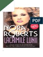 Nora Roberts - Seria Gallagher 2 - Lacrimile lunii