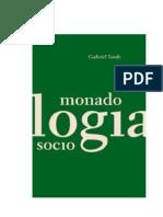 38428403 Tarde Gabriel Monadologia e Sociologia