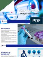EHS Awareness (Coronavirus) - Kenya - W7, 2020