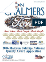 2017_Don_Chalmers_ Ford_Application_Summary