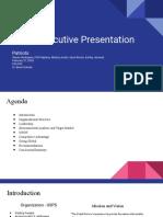 ogl 355 executive presentation