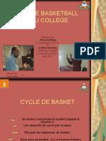 CYCLE DE BASKET