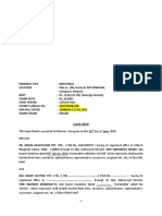 DRAFT LEASE AGREEMENT - GRASP Electric