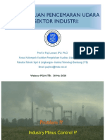 PSLH-Pengedalian Pencemaran udara Industri-PL2.pptx