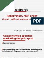 Mk sportiv - curs 6 (marketing prin sport) (1)