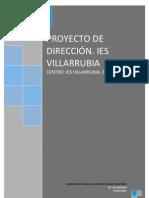 Programa de Direccion Ies Villarrubia 2011