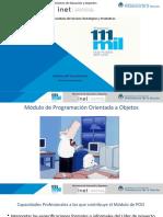 POO Paradigma y UML