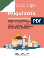 Farmacología en Psiquiatría