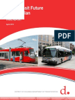 DC's Transit Future System Plan Final Report